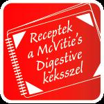 Receptek a McVitie's Digestive keksszel