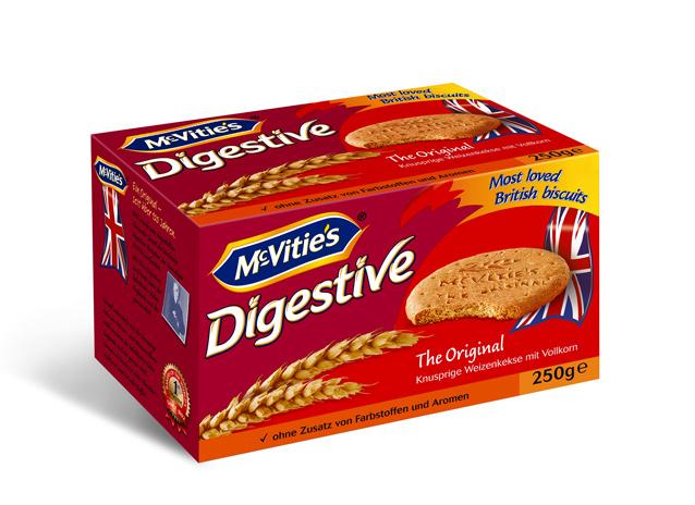 McVitie's Digestive eredeti keksz